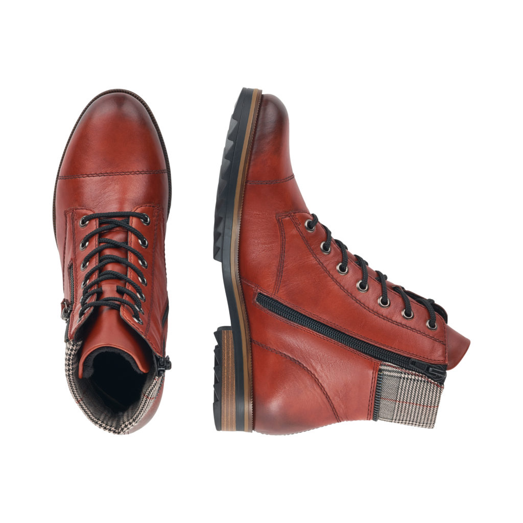 Remonte Stiefel R2294-38 in Earth Tones