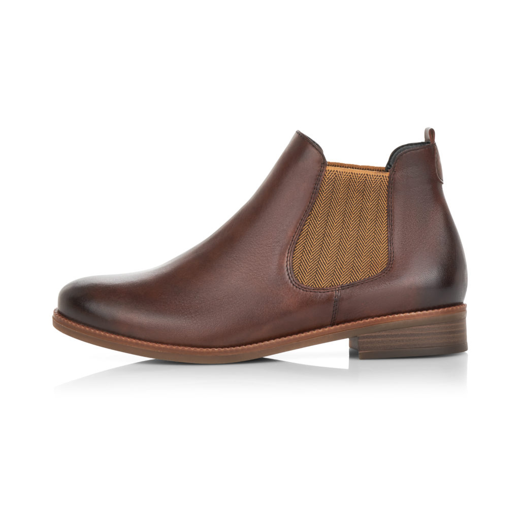 Remonte Chelsea Boots R6375-25 in Earth Tones