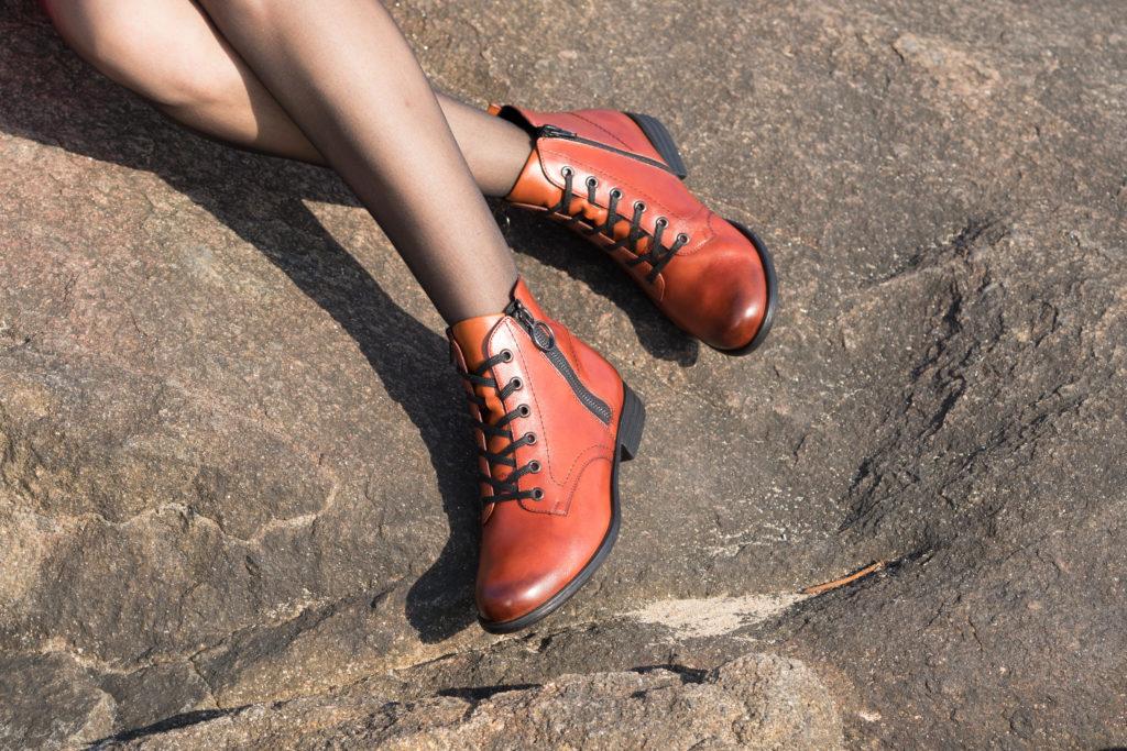 Remonte Stiefel R0983-38 in Earth Tones
